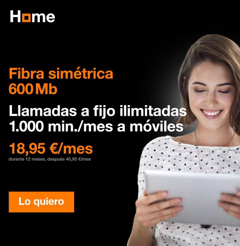 Oferta fibra Orange Baleares